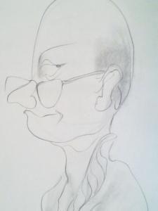 Didi's Caricature