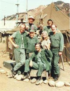 M*A*S*H cast seasons 8 - 11