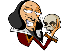cartoon-shakespeare